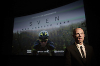 Sven Nys at the S V E N movie premi&egrave;re<br /> <br /> S V E N movie premi&egrave;re
