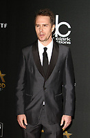 BEVERLY HILLS, CA - NOVEMBER 5: Sam Rockwell, at The 21st Annual Hollywood Film Awards at the The Beverly Hilton Hotel in Beverly Hills, California on November 5, 2017. Credit: Faye Sadou/MediaPunch