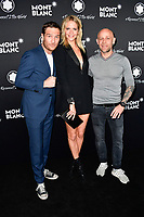Frederick Lau, Poppy Delevingne und Jürgen Vogel beim Montblanc Travel & the Arts Events vor dem Gallery Weekend im Metropoltheater. Berlin, 24.04.2019