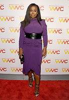NEW YORK, NY - NOVEMBER 01: Uzo Aduba attends the 2018 Women's Media Awards at Capitale on November 1, 2018 in New York City.a attends the 2018 Women's Media Awards at Capitale on November 1, 2018 in New York City.  <br /> CAP/MPI/JP<br /> &copy;JP/MPI/Capital Pictures