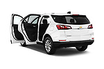 Car images close up view of a 2020 Chevrolet Equinox LT 5 Door SUV doors