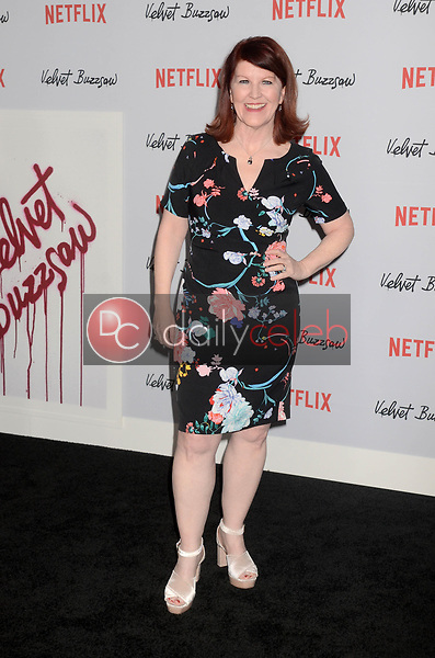 "Kate Flannery<br /> at the ""Velvet Buzzsaw"" Los Angeles Premiere Screening, Egyptian Theater, Hollywood, CA 01-28-19<br /> David Edwards/DailyCeleb.com 818-249-4998"