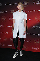04 October  2017 - Hollywood, California - Lauren Wasser. 2017 People's &quot;One's to Watch&quot; Event held at NeueHouse Hollywood in Hollywood. <br /> CAP/ADM/BT<br /> &copy;BT/ADM/Capital Pictures