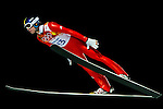 Andreas Wellinger of Germany during the Men's Normal Hill Individual of the 2014 Sochi Olympic Winter Games at Russki Gorki Ski Juming Center on February 9, 2014 in Sochi, Russia. Photo by Victor Fraile / Power Sport Images