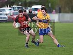 Seneschalstown Niall Hickey, Rathkenny Jack Gore. Photo:Colin Bell/pressphotos.ie
