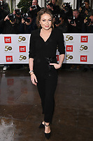 Rita Simonds<br /> arriving for the TRIC Awards 2019 at the Grosvenor House Hotel, London<br /> <br /> ©Ash Knotek  D3487  08/03/2019
