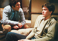 Ordinary People (1980) <br /> Judd Hirsch &amp; Timothy Hutton<br /> *Filmstill - Editorial Use Only*<br /> CAP/MFS<br /> Image supplied by Capital Pictures