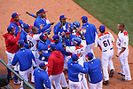 Dominican Republic team group (DOM), .MARCH 19, 2013 - WBC : .World Baseball Classic 2013 .Championship Round .Final .between Puerto Rico 0-3 Dominican Republic .at AT&T Park in San Francisco, California, United States. .(Photo by AFLO) [1040]