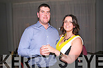 Engagement: Celebrating their engagement at the Listowel Arms Hotel on Saturday night last were Donal Hennessy, Kilocrim & Tania Ackermann, Sydney.
