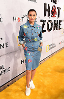 "BEVERLY HILLS - MAY 9: Alyson Stoner attends the L.A. premiere of National Geographic's 3-Night Limited Series ""The Hot Zone"" at the Samuel Goldwyn Theater on May 9, 2019 in Beverly Hills, California. The Hot Zone premieres Monday, May 27, 9/8c. (Photo by Frank Micelotta/National Geographic/PictureGroup)"
