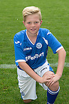 St Johnstone FC Academy Under 14's<br /> Harris MacIntosh<br /> Picture by Graeme Hart.<br /> Copyright Perthshire Picture Agency<br /> Tel: 01738 623350  Mobile: 07990 594431