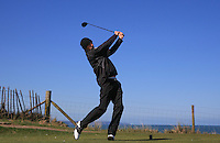 Robert MacGregor  during Round Two of the West of England Championship 2016, at Royal North Devon Golf Club, Westward Ho!, Devon  23/04/2016. Picture: Golffile | David Lloyd<br /> <br /> All photos usage must carry mandatory copyright credit (&copy; Golffile | David Lloyd)