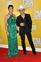 NASHVILLE, TN - NOVEMBER 1: Justin Moore on the Macy's Red Carpet at the 46th Annual CMA Awards at the Bridgestone Arena in Nashville, TN on Nov. 1, 2012. © mpi99/MediaPunch Inc. /NortePhoto