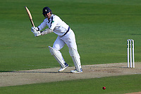 Kyle Abbott in batting action for Hampshire during Essex CCC vs Hampshire CCC, Specsavers County Championship Division 1 Cricket at The Cloudfm County Ground on 20th May 2017