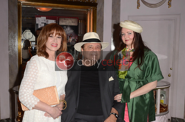 """Lee Purcell, Paul Sorvino, Dee Dee Sorvino<br /> at Rich Little's signing of  """"People I've Known and Been: Little by Little,"""" honoring George Burns, Johnny Carson and Dean Martin with a display at the Hollywood Museum of the props he has used to impersonate them over the years, The Hollywood Museum, Hollywood, CA 06-01-18<br /> David Edwards/DailyCeleb.com 818-249-4998"""