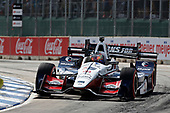 Verizon IndyCar Series<br /> Chevrolet Detroit Grand Prix Race 2<br /> Raceway at Belle Isle Park, Detroit, MI USA<br /> Sunday 4 June 2017<br /> Graham Rahal, Rahal Letterman Lanigan Racing Honda<br /> World Copyright: Phillip Abbott<br /> LAT Images