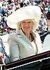 """ROYAL ASCOT 2011 DAY 1..The Royal Family arrive via carriage at the first day of the 2011 Royal Ascot race meeting.The Queen, The Duke Edinburgh, Prince Charles, Camilla Duchess of Cornwall, Princess Beatrice and Prince Eugenie arrived by carriage.  Royal Ascot_14/06/2011..Mandatory Photo Credit: ©Dias/Newspix International..**ALL FEES PAYABLE TO: """"NEWSPIX INTERNATIONAL""""**..PHOTO CREDIT MANDATORY!!: NEWSPIX INTERNATIONAL(Failure to credit will incur a surcharge of 100% of reproduction fees)..IMMEDIATE CONFIRMATION OF USAGE REQUIRED:.Newspix International, 31 Chinnery Hill, Bishop's Stortford, ENGLAND CM23 3PS.Tel:+441279 324672  ; Fax: +441279656877.Mobile:  0777568 1153.e-mail: info@newspixinternational.co.uk"""