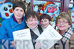 JUMBLE SALE: Preparing for the Tralee and District Chernobyl Children's Fund jumble sale on Saturday next, l-r: Siobhan Clear, Joan Griffin, Kay Canavan, Kay Deane.   Copyright Kerry's Eye 2008