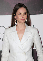 02 November 2018 - Los Angeles, California - Felicity Jones. TheWrap&rsquo;s Power Women&rsquo;s Summit held at the InterContinental Hotel. <br /> CAP/ADM/FS<br /> &copy;FS/ADM/Capital Pictures