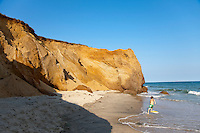 Lucy Vincent Beach in Chilmark, MA on the isalnd of Martha's Vineyard.