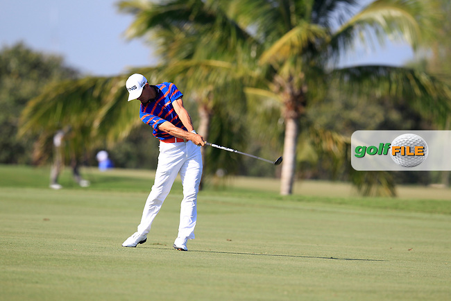 Billy Horschel (USA) during the 2nd round at the WGC Cadillac Championship, Blue Monster, Trump National Doral, Doral, Florida, USA<br /> Picture: Fran Caffrey / Golffile