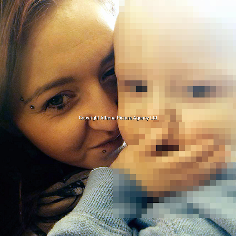 Pictured: Emma Louise Baum, image taken from her open social media page<br /> Re: A man who killed his ex-partner has denied using a knife or taking a weapon to the murder site, Mold Crown Court has heard.<br /> David Nicholas Davies, 25, has admitted murdering Emma Louise Baum at her home in Penygroes in Gwynedd in July 2016.<br /> However he disputes the full case against him and the hearing will determine the basis of sentence.<br /> The court heard he stood and watched as Ms Baum's mother tried to revive her daughter's lifeless body.<br /> Ms Baum, 22, died from multiple head wounds.<br /> Witnesses called 999 after hearing screaming coming from her house at about 4am on Monday 18th July 2016.