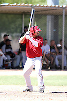 Gerson Montilla - Arizona Diamondbacks - 2010 Instructional League.Photo by:  Bill Mitchell/Four Seam Images..