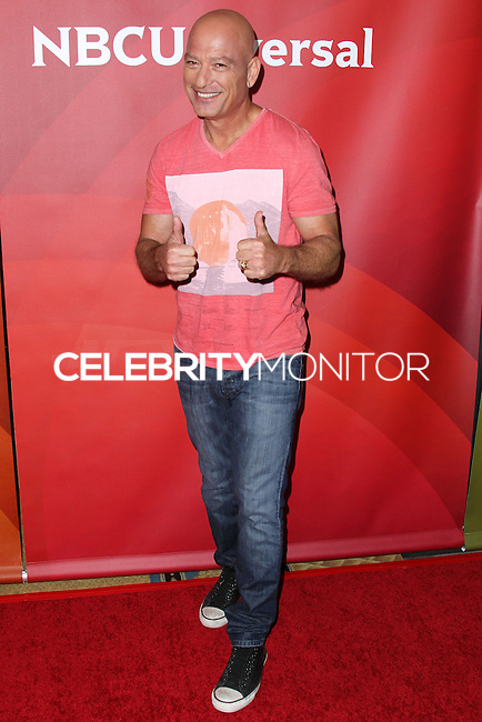 PASADENA, CA, USA - APRIL 08: Howie Mandel at the NBCUniversal Summer Press Day 2014 held at The Langham Huntington Hotel and Spa on April 8, 2014 in Pasadena, California, United States. (Photo by Xavier Collin/Celebrity Monitor)