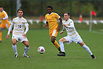 KANSAS CITY, MO - DECEMBER 03:  Christian Szalay (7) of Wingate University chases after the ball against the University of Charleston during the Division II Men's Soccer Championship held at Children's Mercy Victory Field at Swope Soccer Village on December 03, 2016 in Kansas City, Missouri. Wingate beat Charleston 2-0 to win the National Championship. (Photo by Jack Dempsey/NCAA Photos via Getty Images)