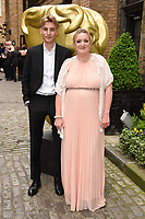 Charlie Cooper &amp; Daisy May Cooper arriving for the BAFTA Craft Awards 2018 at The Brewery, London, UK. <br /> 22 April  2018<br /> Picture: Steve Vas/Featureflash/SilverHub 0208 004 5359 sales@silverhubmedia.com