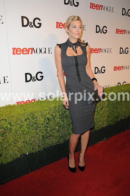 **ALL ROUND PICTURES FROM SOLARPIX.COM**.**SYNDICATION RIGHTS FOR UK, AUSTRALIA, DENMARK, PORTUGAL, S. AFRICA, SPAIN & DUBAI (U.A.E) ONLY**.Arrivals for the 7th Annual Teen Vogue Young Hollywood Party at Milk Studios, Hollywood, CA, USA. 25 September 2009..This pic: AnnaLynne McCord..JOB REF: 10030 PHZ (Charlotte)   DATE: 25_09_2009.**MUST CREDIT SOLARPIX.COM OR DOUBLE FEE WILL BE CHARGED**.**MUST NOTIFY SOLARPIX OF ONLINE USAGE**.**CALL US ON: +34 952 811 768 or LOW RATE FROM UK 0844 617 7637**
