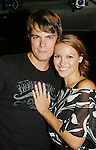 "AMC's Jeff Branson is joined by Chrishell Stause,""Amanda Dillon"" as Jeff stars in the play My Life As You.  My Life As You, on September 15, 2006 at the Producers Club II, NYC.  (Photo by Sue Coflin/Max Photos)"
