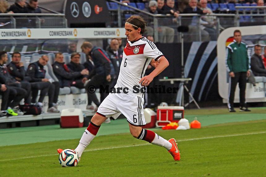 Sebastian Rudy (D) - Deutschland vs. Polen, WM-Vorbereitung Testspiel, Imtech Arena Hamburg