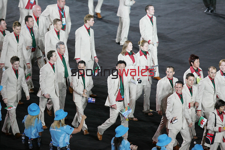 Commonwealth Games Opening Ceremony.©Steve Pope.Steve Pope Photography.The Manor .Coldra Woods.Newport.South Wales.NP18 1HQ.07798 830089.01633 410450.steve@sportingwales.com.