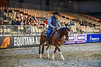 Demo: Western Riding with Al Dunning. 2019 Equitana Auckland. ASB Showgrounds. Auckland. New Zealand. Friday 22 November. Copyright Photo: Libby Law Photography