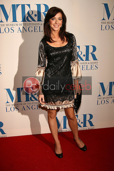 Alyson Hannigan<br />