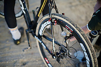 it's all about the (right) pressure<br /> <br /> Zilvermeercross 2014