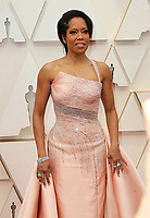 09 February 2020 - Hollywood, California - Regina King. 92nd Annual Academy Awards presented by the Academy of Motion Picture Arts and Sciences held at Hollywood & Highland Center. Photo Credit: AdMedia