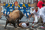 SPA - San Fermin Running of the Bulls - Day 3