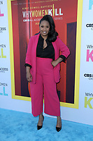 """LOS ANGELES - AUG 7:  Christina Anthony at the """"Why Women Kill"""" Premiere at the Wallis Annenberg Center on August 7, 2019 in Beverly Hills, CA"""