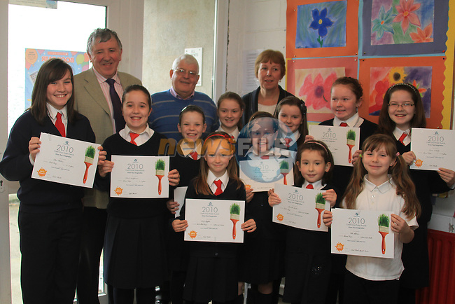 East Meath Credit Union Poster Competition.Picture Fran Caffrey/www.newsfile.ie