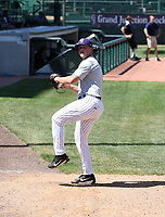 Jared Horn - 2019 Grand Junction Rockies (Bill Mitchell)