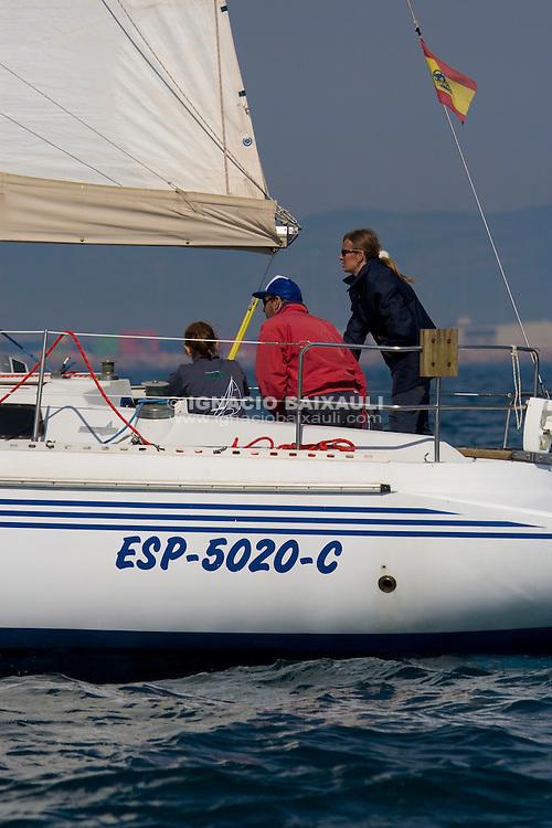 ESP5020 BOHEMIO. MANUEL. MONSERRAT - 61 Trofeo Magdalena - Cruceros - Real Club Náutico de Castellón - 1-2/3/2008 - Castellón, España