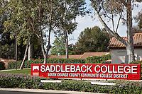 Saddleback College South Orange County Community College District