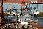 Germany, Hamburg, Hansaport import of coal and ore, unloading of vessel GL Colmena/ DEUTSCHLAND, Hamburg, Hansaport, Import von Kohle und Erz, Entladungdes Schiffes GL Colmena