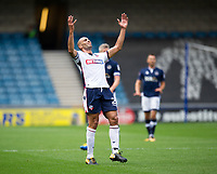 Bolton Wanderers' Darren Pratley frustrated in the first half<br /> <br /> Photographer Ashley Western/CameraSport<br /> <br /> The EFL Sky Bet Championship - Millwall v Bolton Wanderers - Saturday August 12th 2017 - The Den - London<br /> <br /> World Copyright &not;&copy; 2017 CameraSport. All rights reserved. 43 Linden Ave. Countesthorpe. Leicester. England. LE8 5PG - Tel: +44 (0) 116 277 4147 - admin@camerasport.com - www.camerasport.com