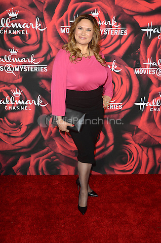 PASADENA. CA - JANUARY 14: Shirley Bovshow at the Hallmark Winter 2017 TCA Event at Tournament House in Pasadena, California on January 14, 2017. Credit: David Edwards/MediaPunch