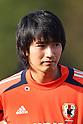 Hideto Takahashi (JPN), .April 24, 2012 - Football / Soccer : .Japan National Team Training Camp .at Akitsu Park football Stadium, Chiba, Japan. .(Photo by Daiju Kitamura/AFLO SPORT) [1045]