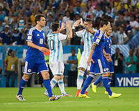 Argentina vs Bosnia-Herzegovina, June 15, 2014