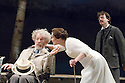 The Seagull by Anton Chekov ,A Royal Shakespeare Company Production Directed by Trevor Nunn. With  Frances Barber as Arkadina ,Ian McKellen as Sorin. Opens at the Courtyard  Theatre Stratford Upon Avon  on 31/5/07   CREDIT Geraint Lewis